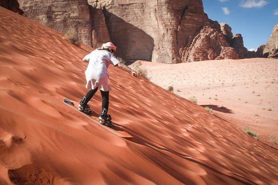 Bild von Wadi Rum