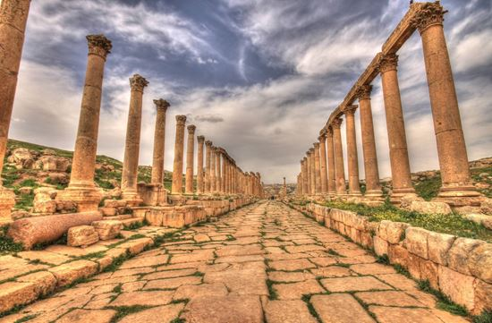 Picture of JERASH